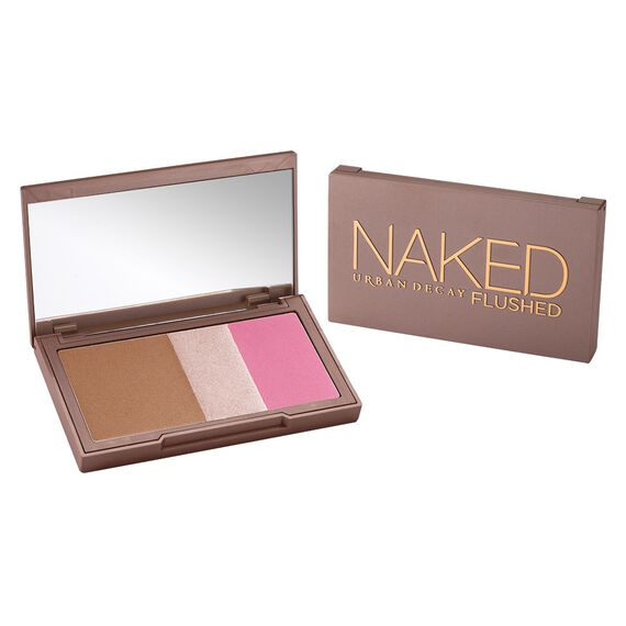Urban Decay Naked Flushed Going Native