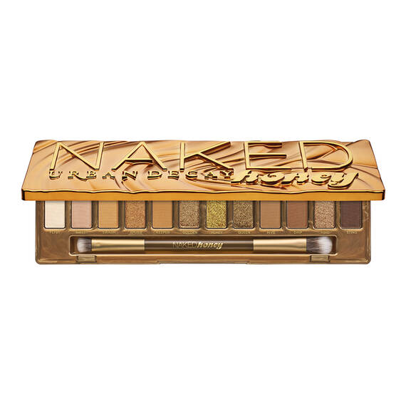 Naked Honey Eyeshadow Palette in color