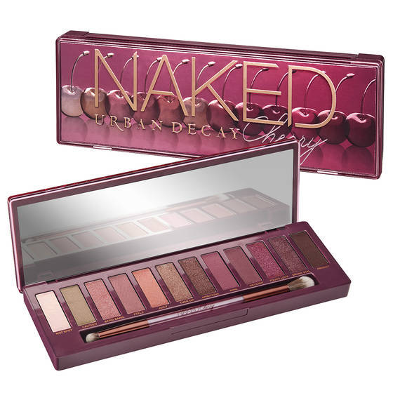Naked Cherry Eyeshadow Palette | Urban Decay Cosmetics