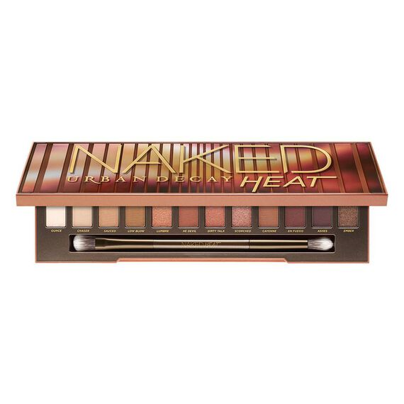 Naked Heat Palette by Urban Decay